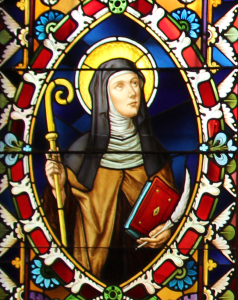 Saint T glass