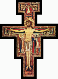 San Damiano Wall Cross edited