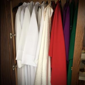 sacristy closet
